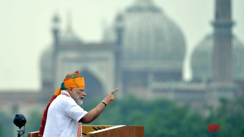 One Nation, One Constitution and power to the people: PM Modi