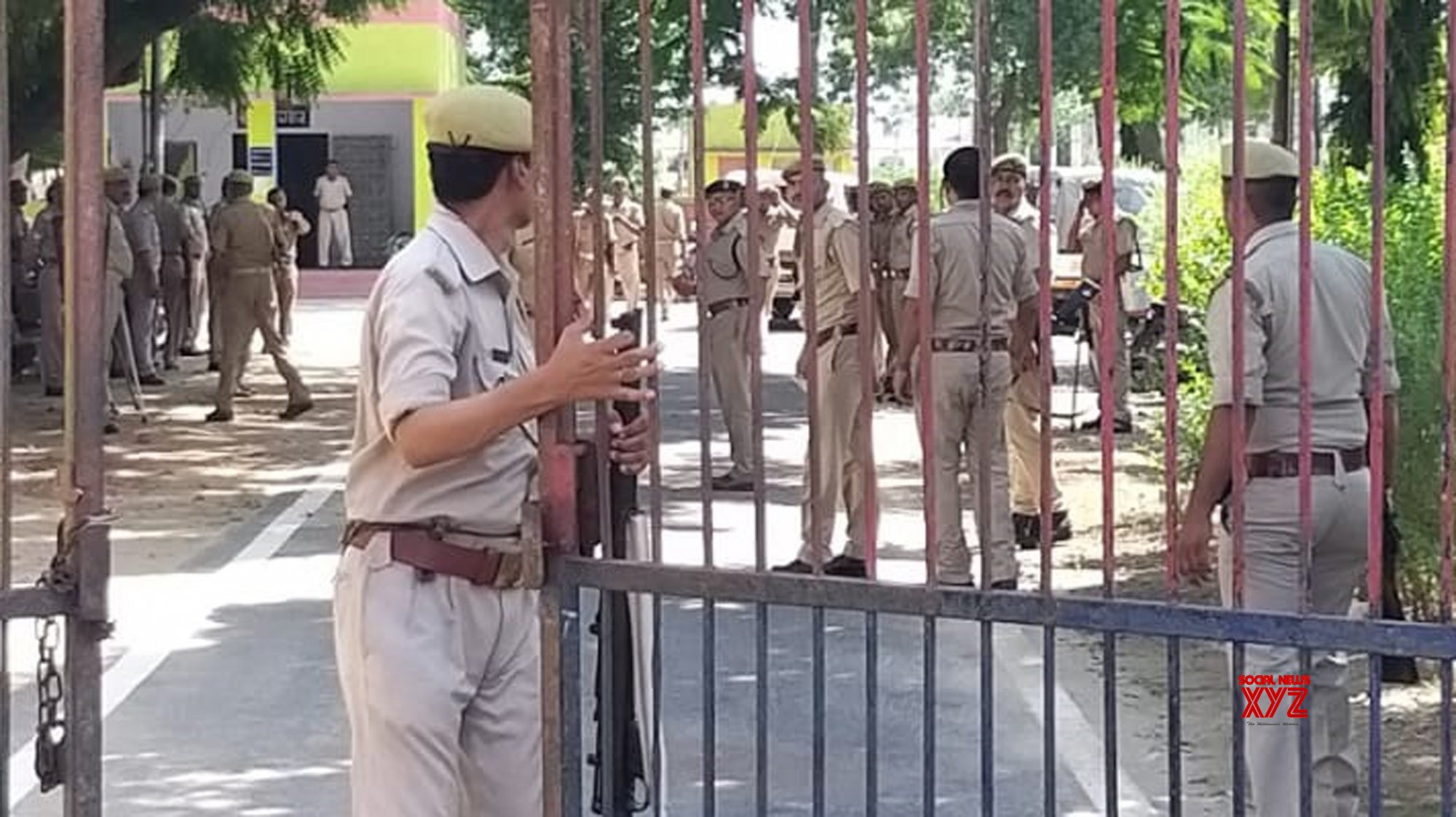 High 'josh' in Independence Day celebrations in Agra
