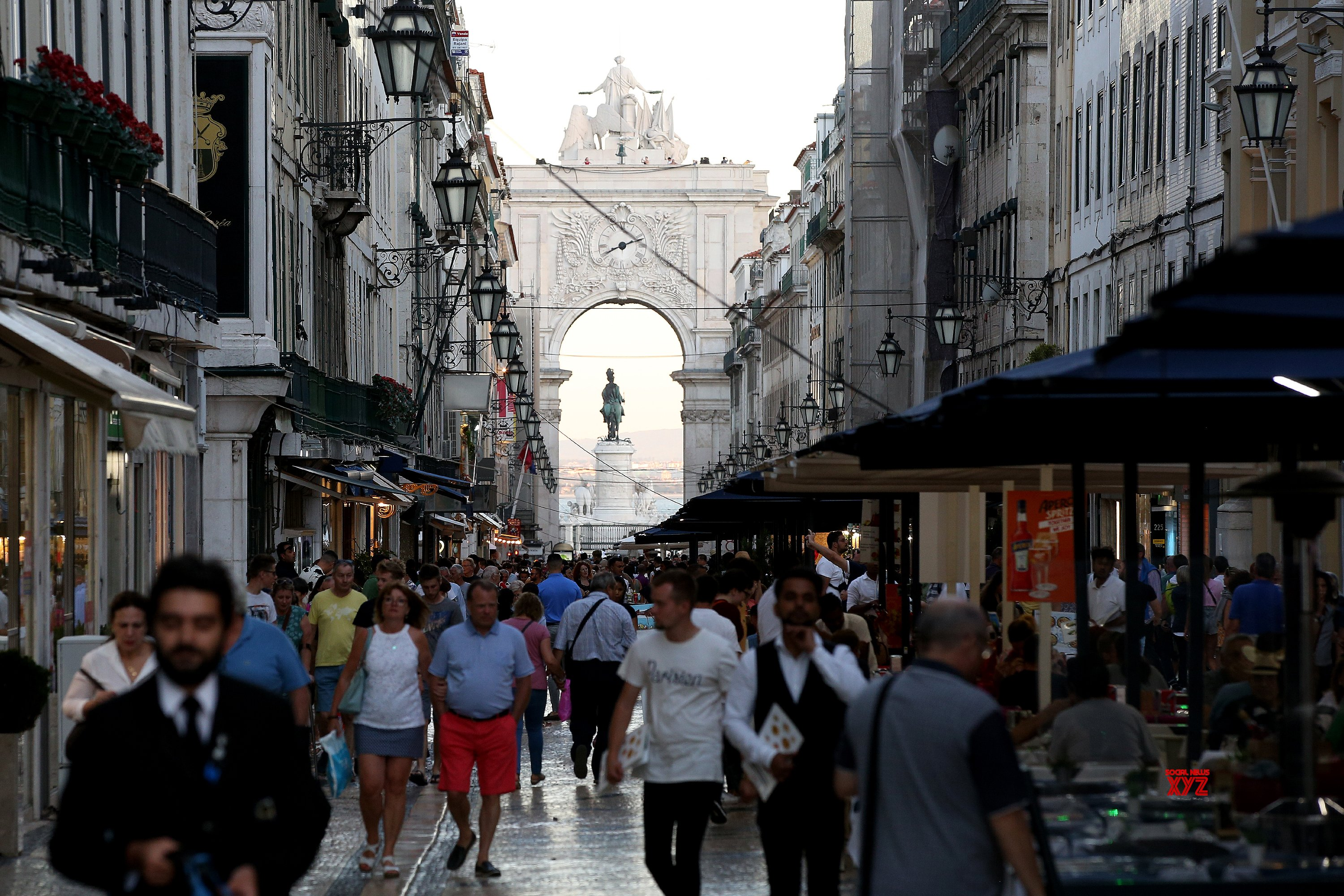 PORTUGAL - ECONOMY - GDP #Gallery