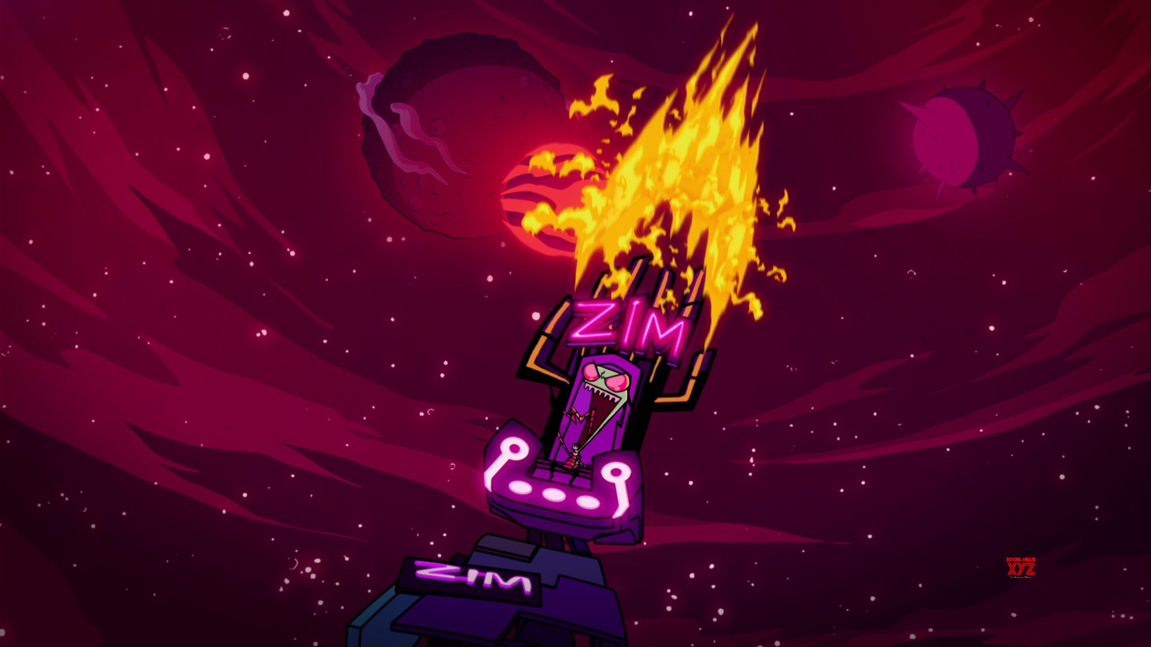 Invader Zim: Enter The Florpus Movie HD Stills
