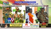 73rd Independence Day celebrations in Telugu states - TV9 [HD] (Video)