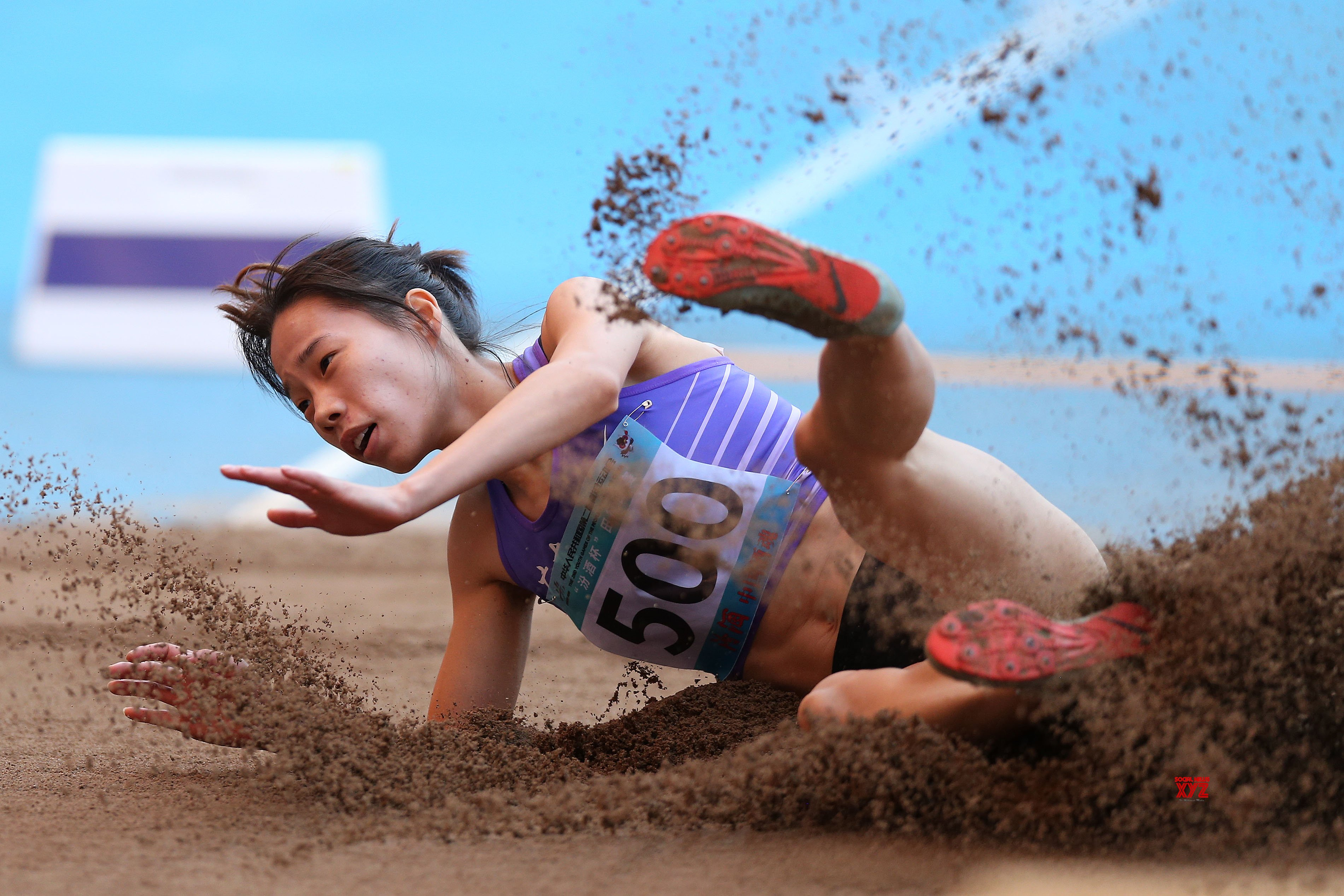 CHINA - SHANXI - TAIYUAN - 2ND YOUTH GAMES - ATHLETICS #Gallery