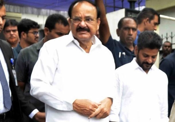 India to build closer ties with Baltic nations with Naidu visit