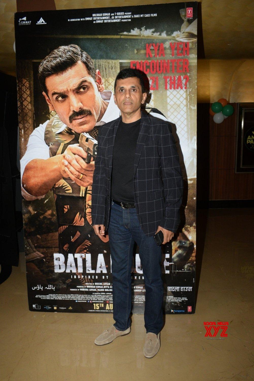 "Mumbai: Anant Pandit hosts ""Batla House"" screening #Gallery"