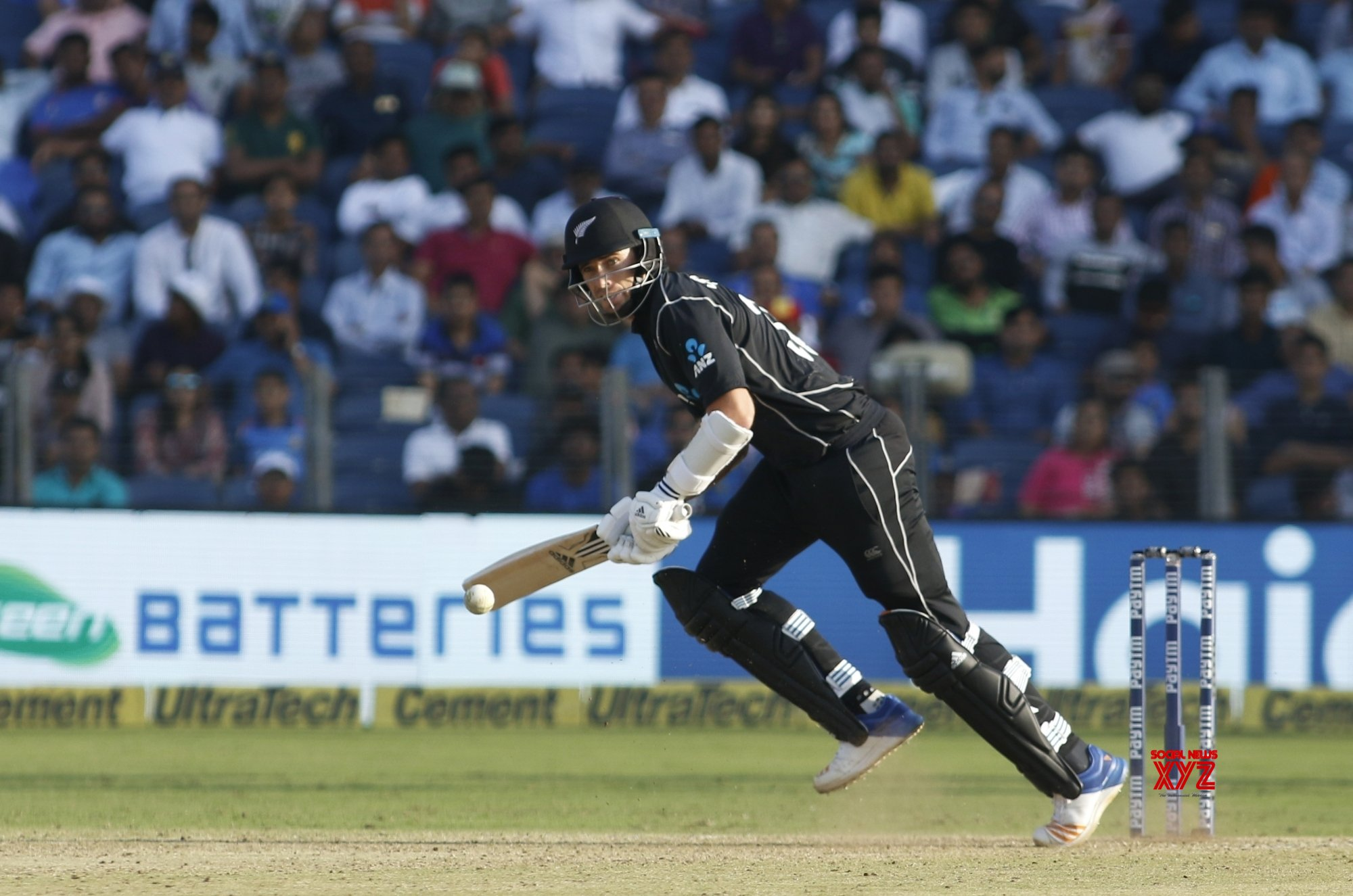 Southee equals Tendulkar's six-hitting record in Tests