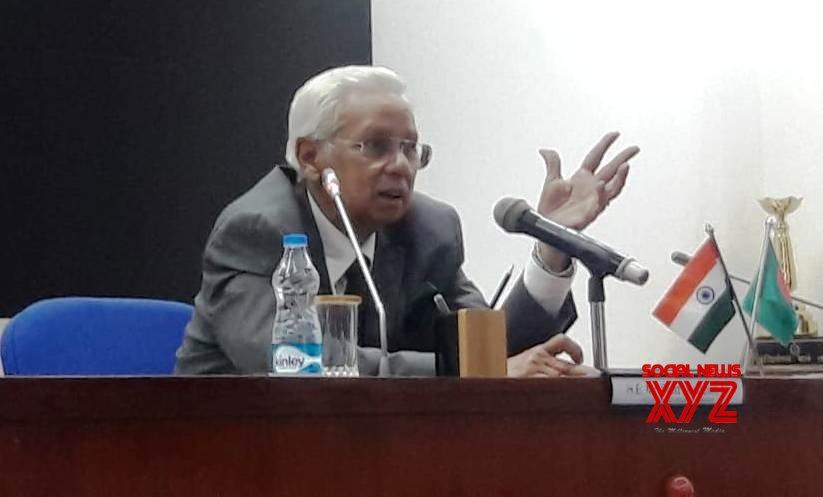 New Delhi: Bangladesh envoy at National Defence College #Gallery