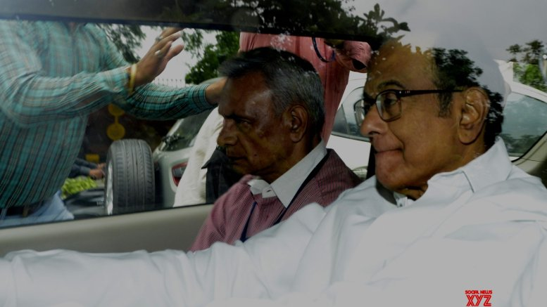 Chidambaram alleges political vendetta in INX Media case