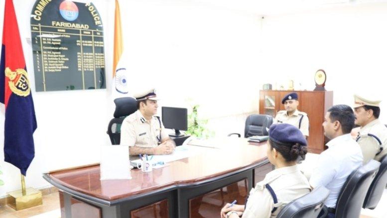 KK Rao is new Gurugram Police Commissioner