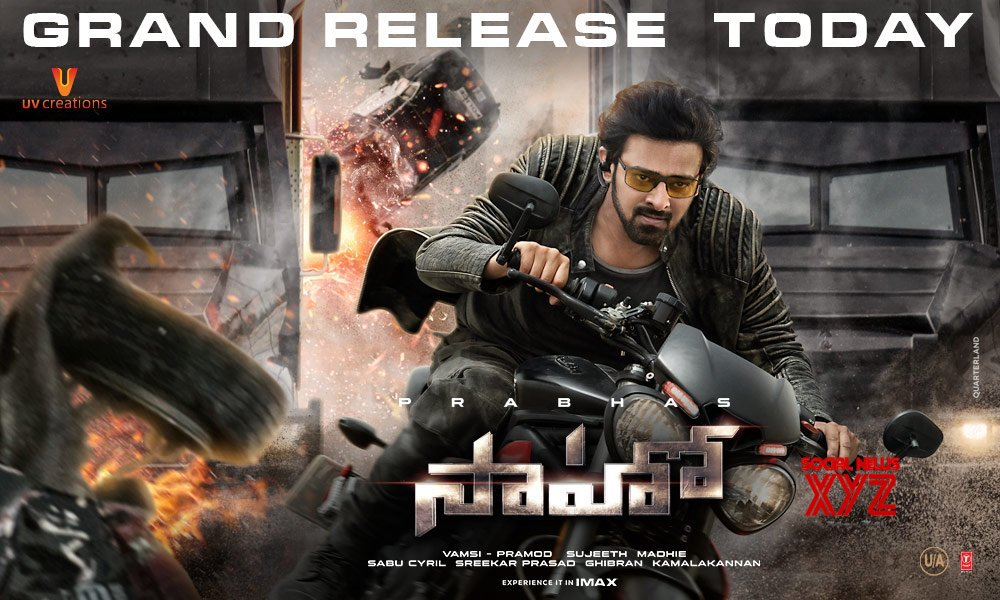 Saaho: 5 reasons why Keralites must watch the Prabhas starrer