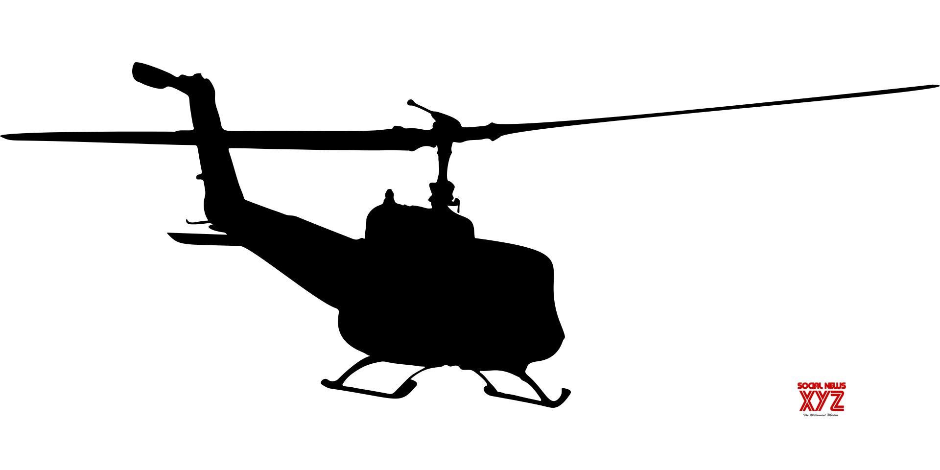 Myanmar's Kachin rebels shoot down military helicopter