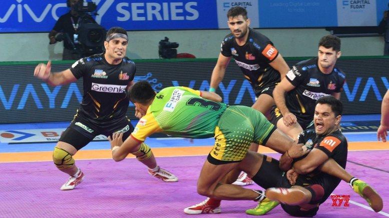 PKL 7: Naveen stars as Dabang Delhi beat Patna Pirates