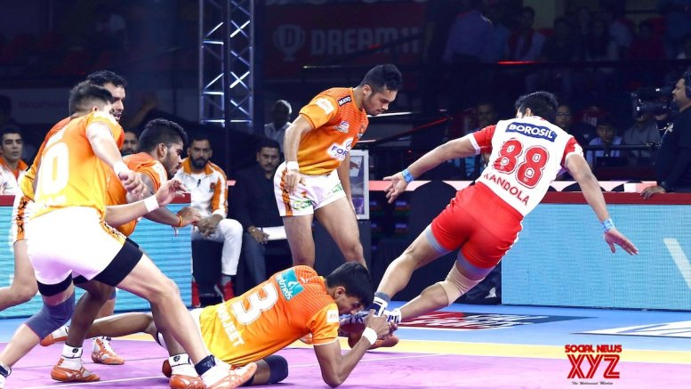 PKL 7: Vikas shines in Haryana's emphatic win over Pune