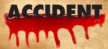 Accident. (IANS Infographics)