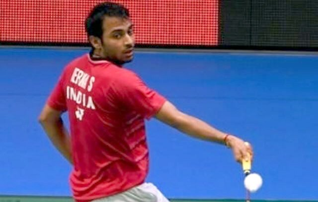 Shuttler Sourabh loses in final of Syed Modi tourney