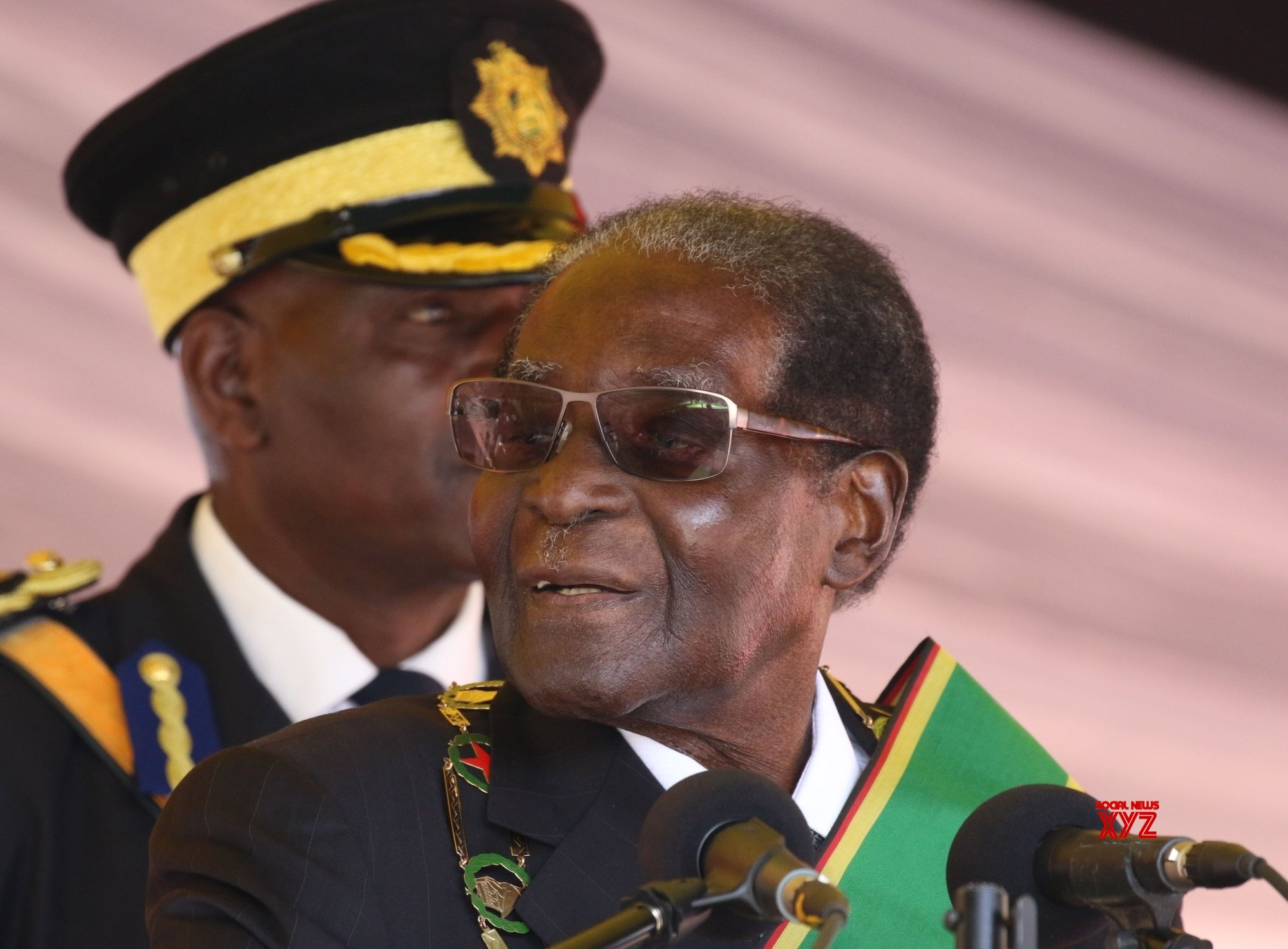 Zimbabwe govt dismisses talk of dispute with family over Robert Mugabe's burial
