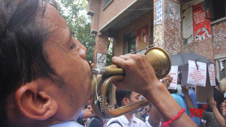 JNUSU polls held, HC stays declaration of results