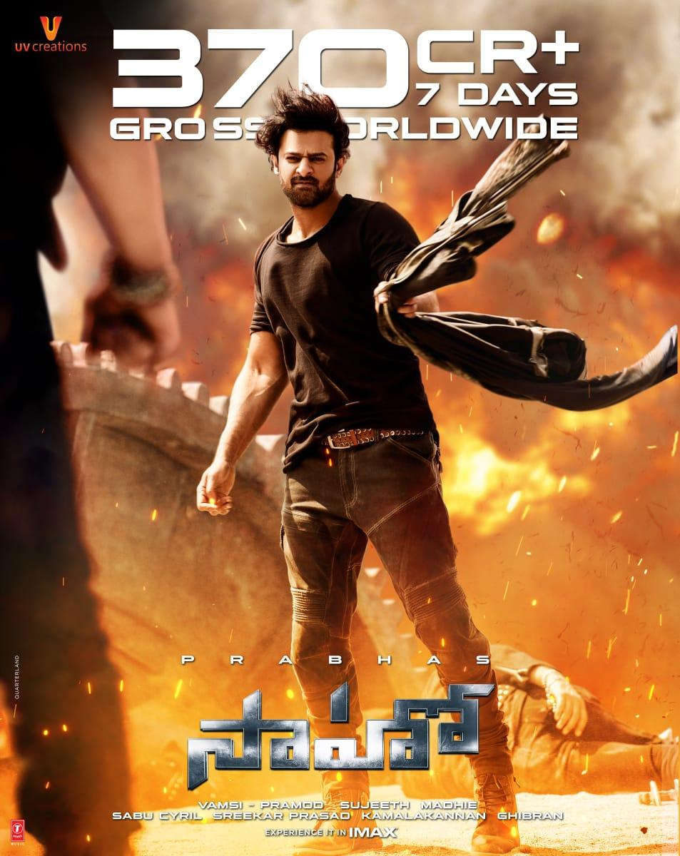 Image result for sahoo 370 crores