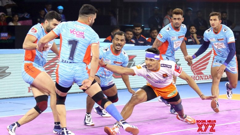Bengal Warriors prevail 42-39 over Puneri Paltan