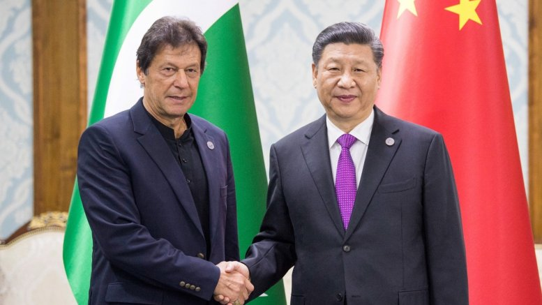 Not for others to comment on Kashmir, says India after Xi-Imran meeting
