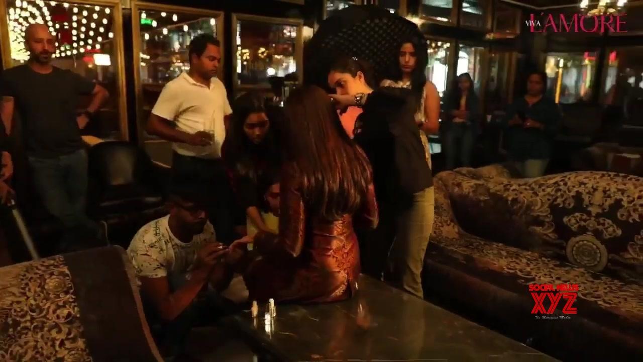 Actress Kajal Aggarwal Stills From Viva L'Amore Magazine Shoot