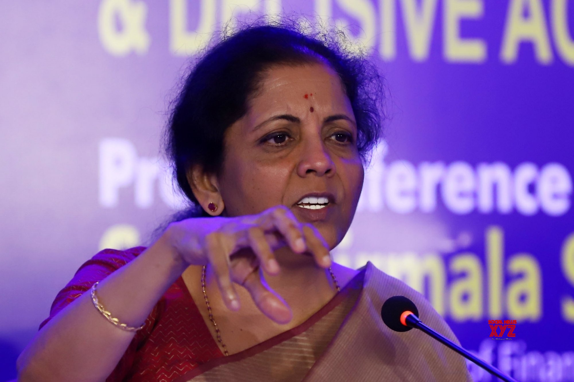 Reports claim Pak to submit dossier citing Rahul's remark, Nirmala fumes