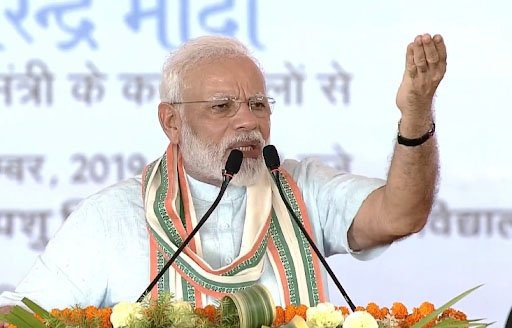 ALERT: Some get electric shocks on mention of 'cow': PM takes dig at critics