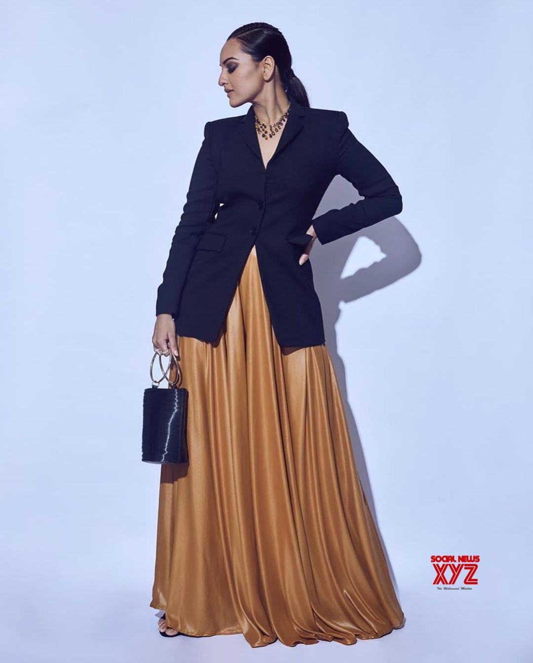 Actress Sonakshi Sinha Glam Stills From Myntra Fashion Superstar
