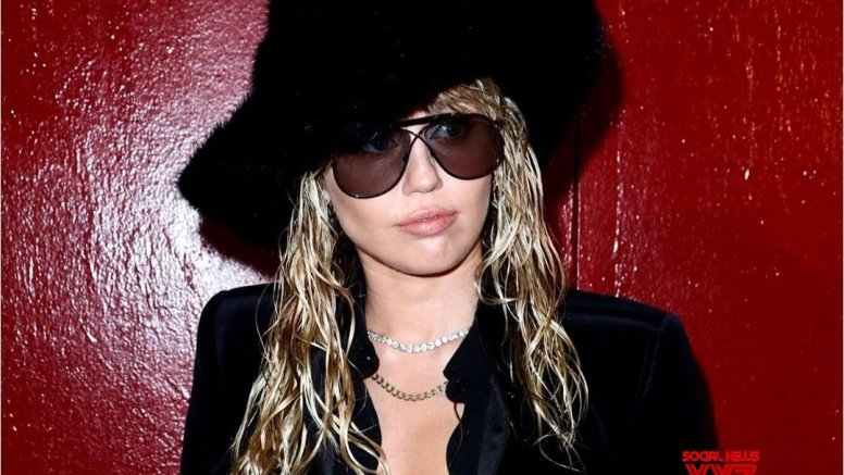 COVID-19 effect: Miley Cyrus struggles with anxiety