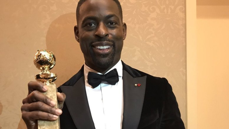 Sterling K. Brown has online therapy amid coronavirus