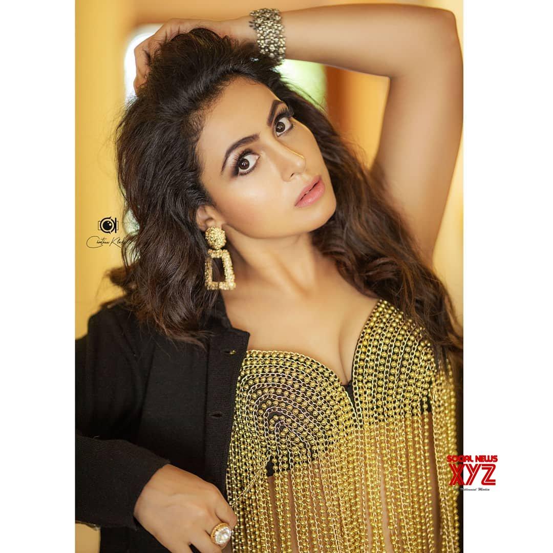 Actress Nandini Rai Latest Hot Fashion Stills