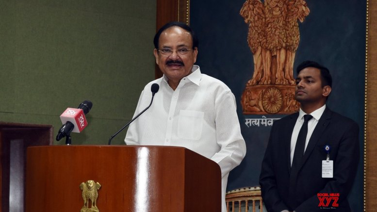 Venkiah Naidu for sweeping governance changes, SC expansion