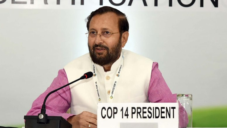 India committed to restore more degraded land: Javadekar