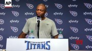 Titans to retire jersey numbers of George, McNair [HD] (Video)