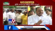 Acham Naidu files complaint to DGP over YCP and women SI - TV9 [HD] (Video)
