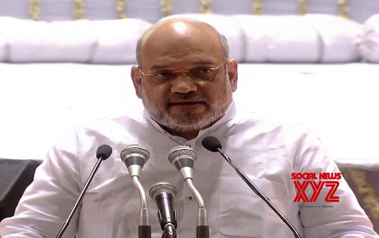 Shah kicks-off 'seva saptah', urges people to shun plastic