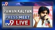 Pawan Kalyan Press Meet LIVE  [HD] (Video)