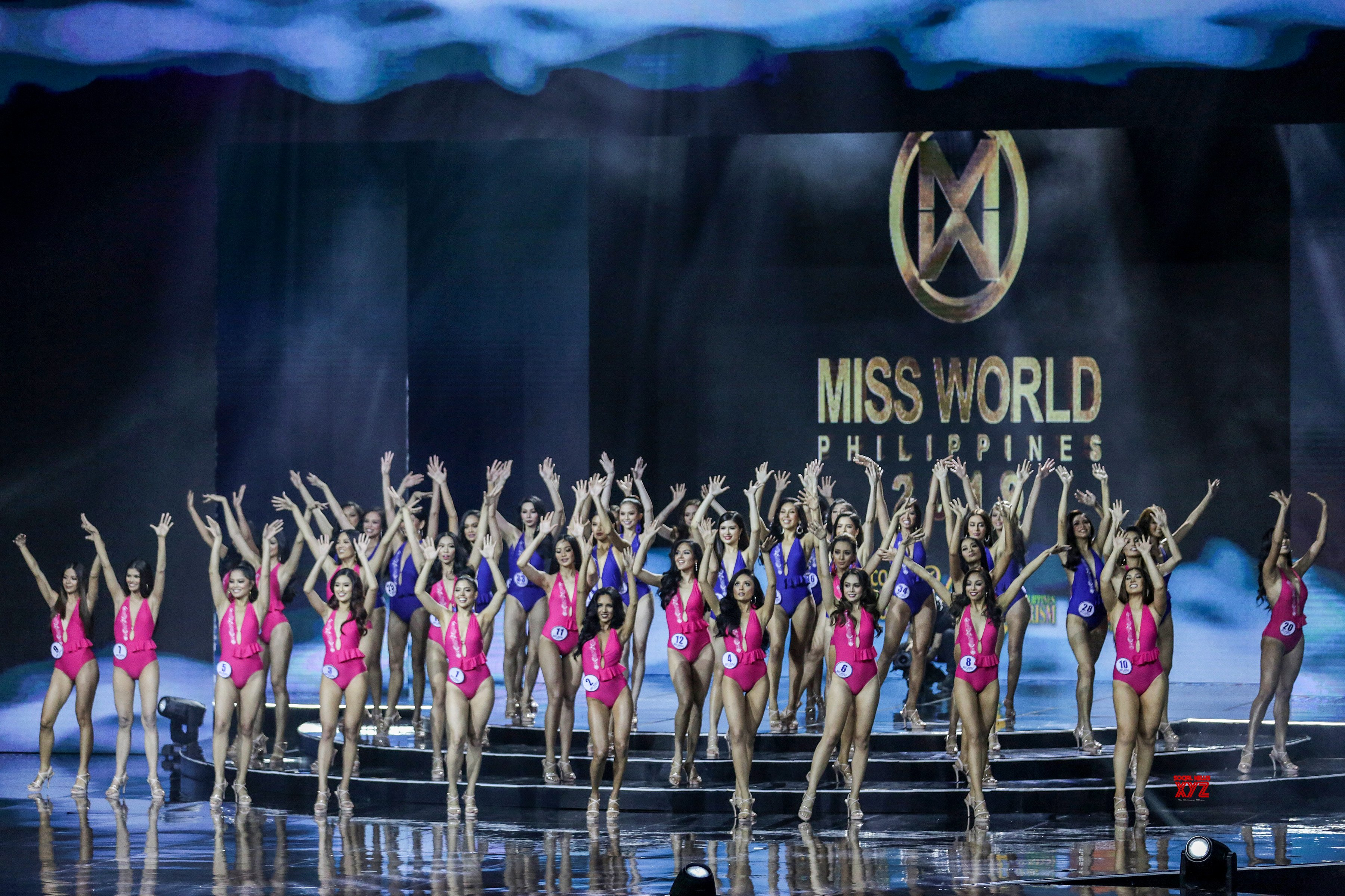 PHILIPPINES - QUEZON CITY - MISS WORLD - PHILIPPINES 2019 - CORONATION NIGHT #Gallery