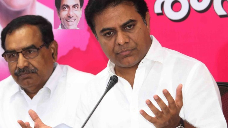 Eight logistics parks to come up around Hyderabad: KTR