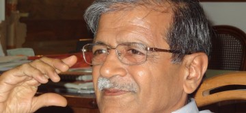 Retired Delhi High Court Justice SN Dhingra