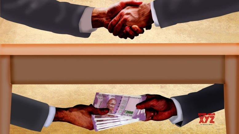 I-T ex-officer gets 10-yr jail in bribery case