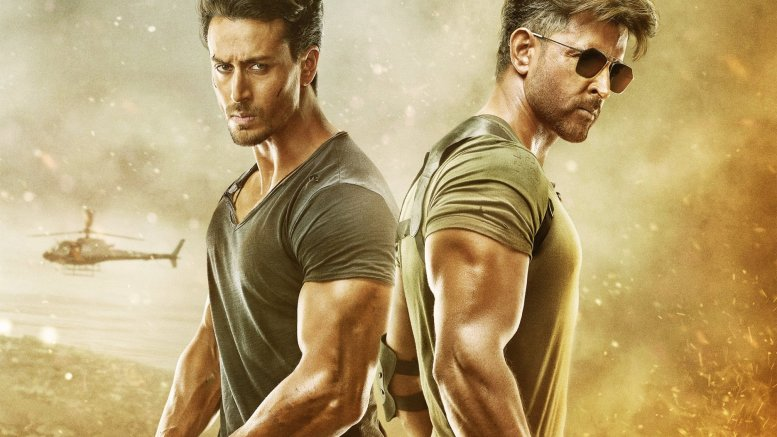 Hrithik, Tiger feel 'blessed' after 'War' breaks Day 1 record