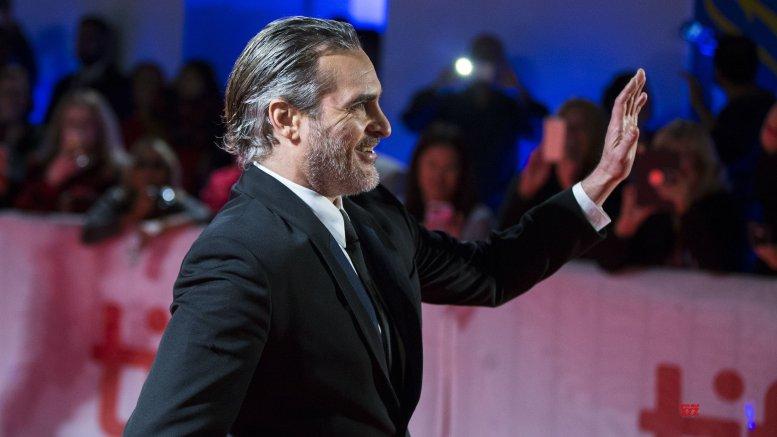 Joaquin Phoenix: Academy's encouragement helped sustain my career