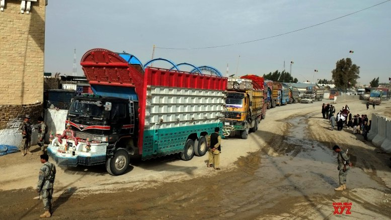 Another trade terminal opens at Pak-Afghan border