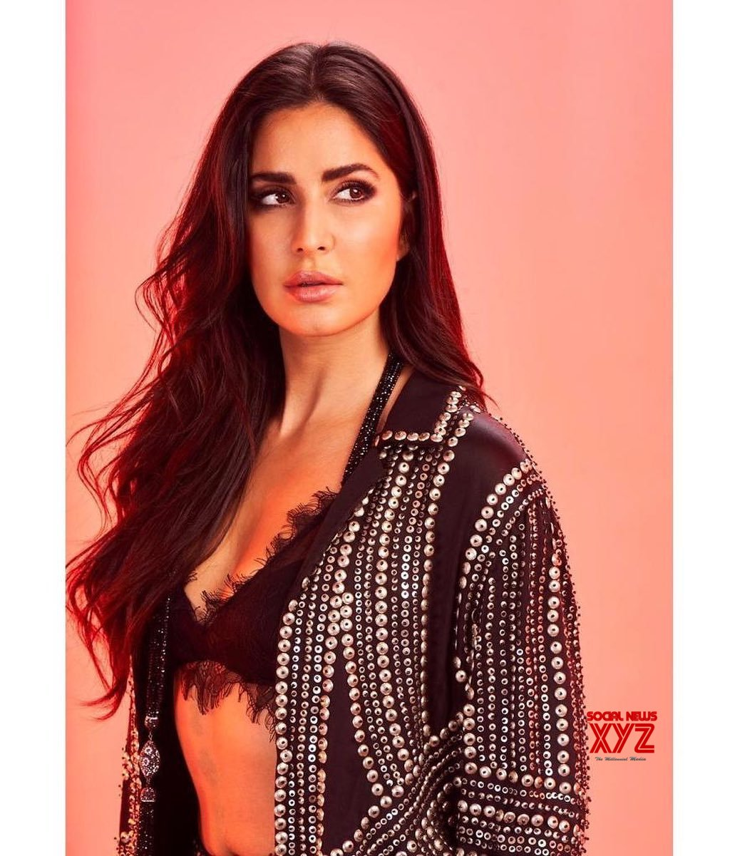 Actress Katrina Kaif Hot Stills From GQ Men Of The Year ...