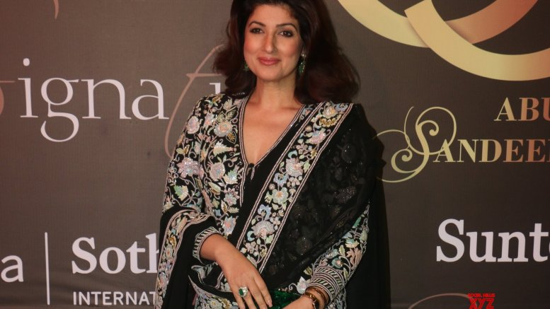 Twinkle Khanna reacts to 'period leave' debate