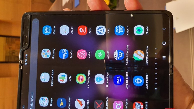 Concierge to drop Rs 1.65 lakh Galaxy Fold at your home in India
