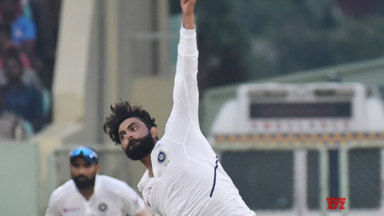 Vizag Test: India rides Jadeja's show poised for victory over SA