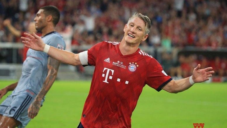 Schweinsteiger to start retired life as TV analyst