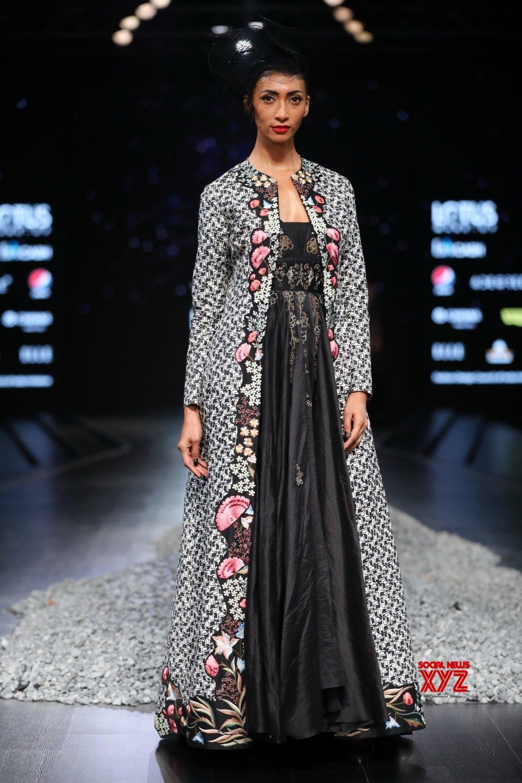 New Delhi: Lotus Make - up India Fashion Week - Samant Chauhan #Gallery