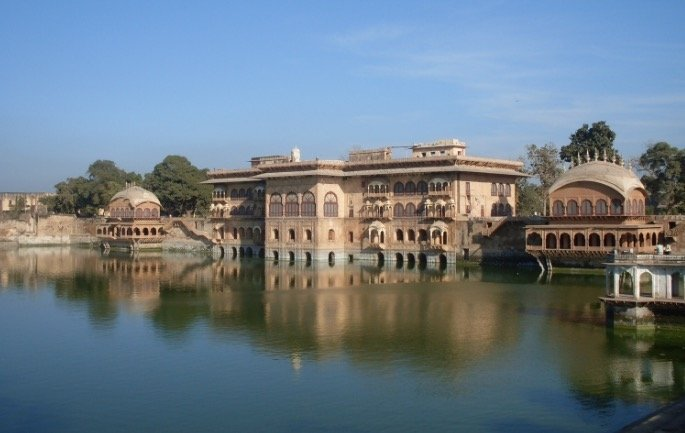 Deeg - The Summer Resort of Jat Maharajas